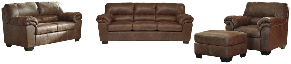 Bladen - Sofa, Loveseat, Chair and Ottoman