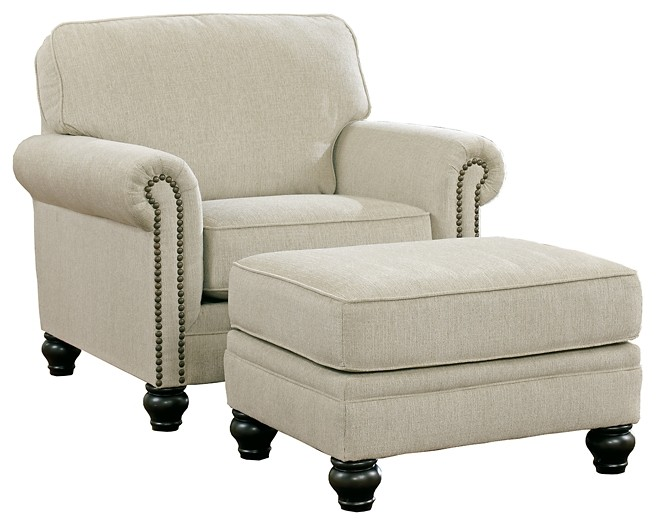 Milari - Chair and Ottoman