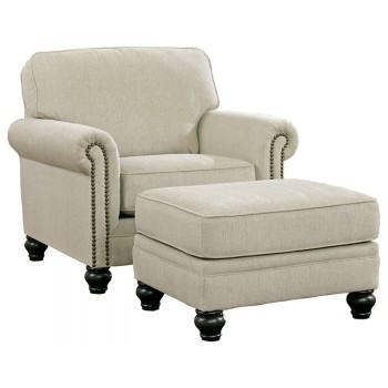 Milari - Chair and Ottoman
