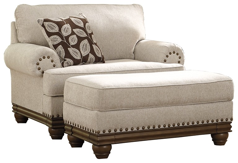 Harleson - Chair and Ottoman