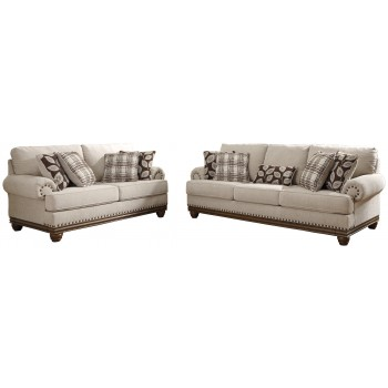 Harleson - Sofa and Loveseat