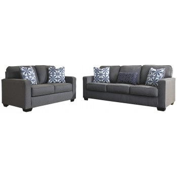 Kiessel Nuvella - Sofa and Loveseat