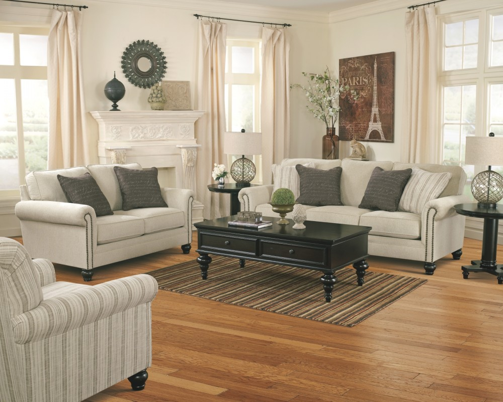 Milari 3 Piece Upholstery Package Living Room Groups
