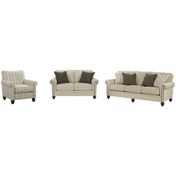 Milari - 3-Piece Upholstery Package