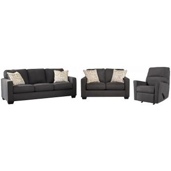 Alenya - Sofa, Loveseat and Recliner