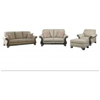 Claremorris - 4-Piece Upholstery Package