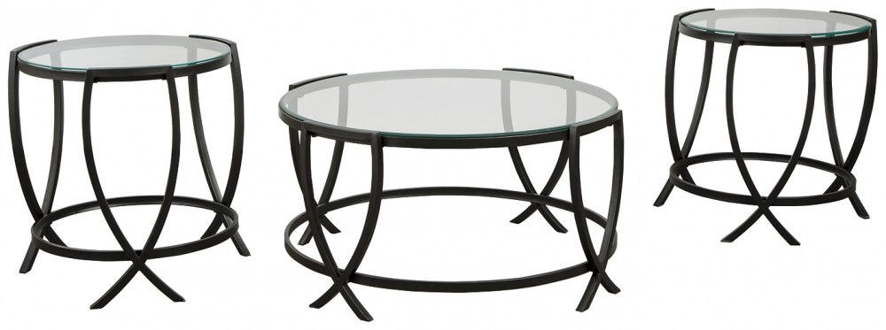 Tarrin - Occasional Table Set (3/CN)