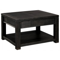 Gavelston - Gavelston Coffee Table with Lift Top