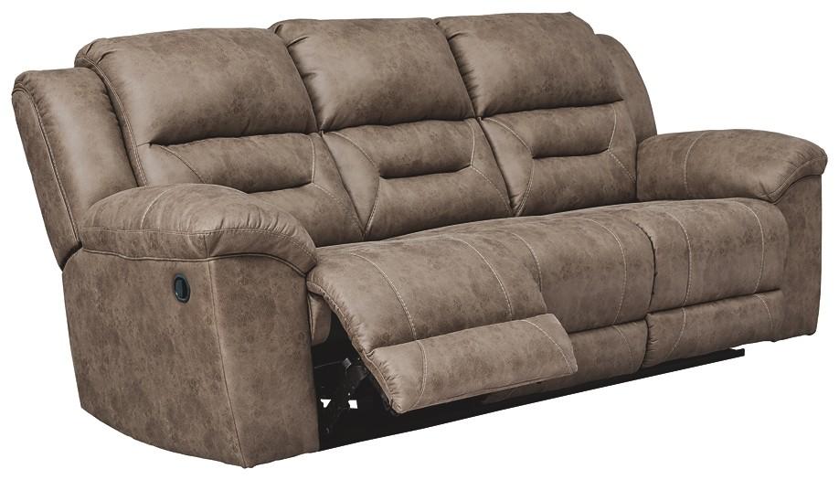 Stoneland - Reclining Sofa