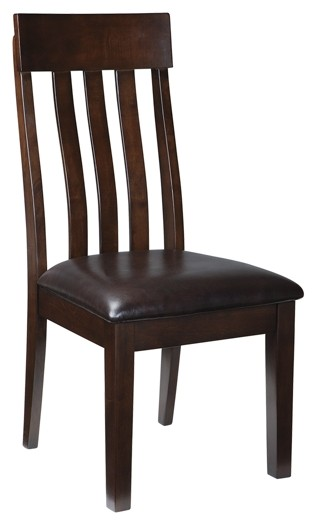 Haddigan - Dining UPH Side Chair (2/CN)