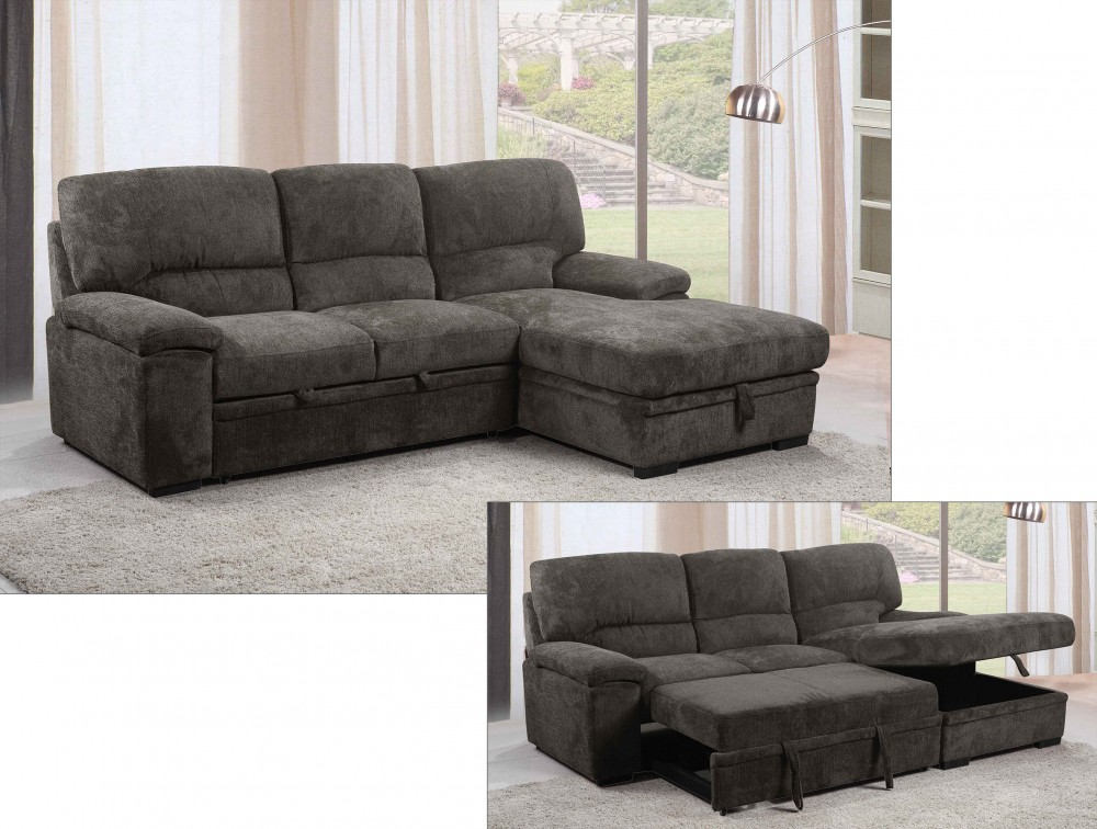 Wondrous Tessaro Sectional W Pop Up Ottoman Gmtry Best Dining Table And Chair Ideas Images Gmtryco