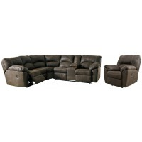 Tambo - 2-Piece Sectional with Recliner