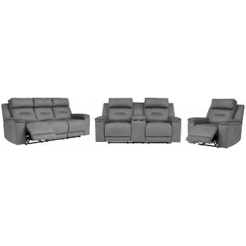 Trampton - Sofa, Loveseat and Recliner