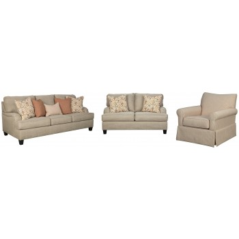 Almanza - Sofa, Loveseat and Chair