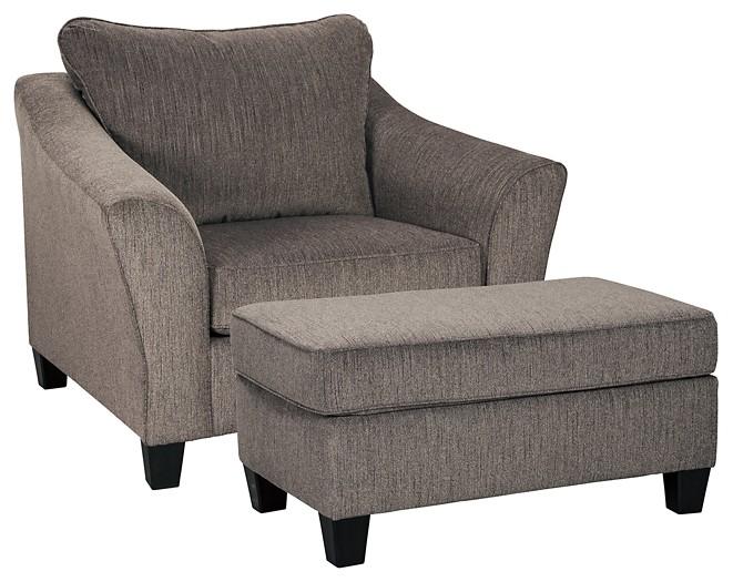 Nemoli - Chair and Ottoman