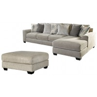 Ardsley - 2-Piece Sectional with Ottoman