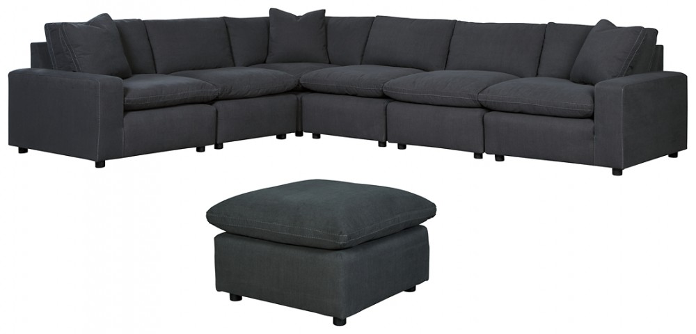 7-Piece Upholstery Package