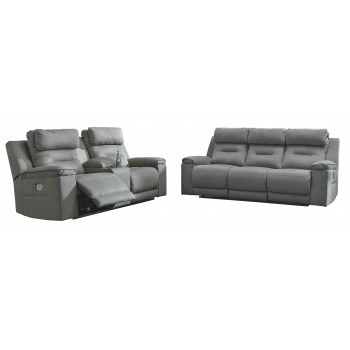 Trampton - Sofa and Loveseat