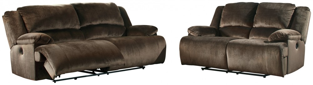 Power Reclining Sofa And Loveseat 36504 47 74