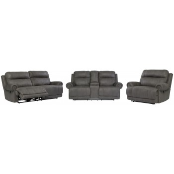 Austere - 3-Piece Upholstery Package