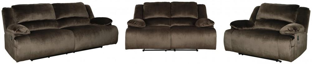Clonmel - Sofa, Loveseat and Recliner
