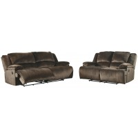 Reclining Sofa and Loveseat