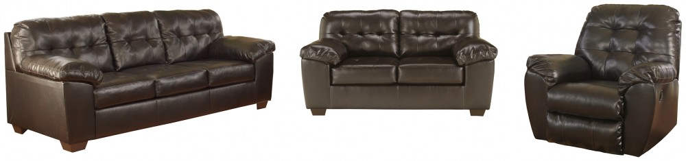 Alliston - Sofa, Loveseat and Recliner