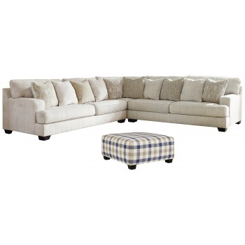 Rawcliffe - 4-Piece Upholstery Package