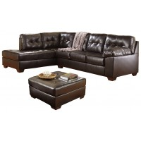 Alliston - 2-Piece Sectional with Ottoman
