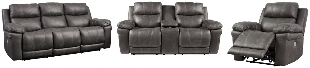 Erlangen - Sofa, Loveseat and Recliner