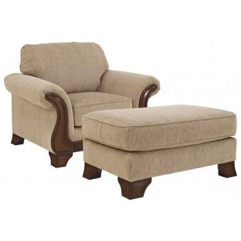 Lanett - Chair and Ottoman