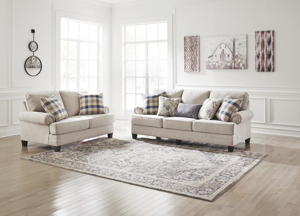 Meggett - Sofa and Loveseat