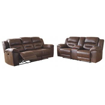 Stoneland - Sofa and Loveseat