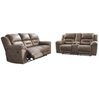Stoneland - Sofa and Loveseat