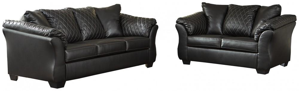 Betrillo - Sofa and Loveseat
