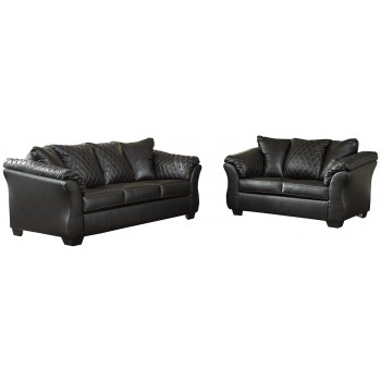 Betrillo - Sofa and Loveseat