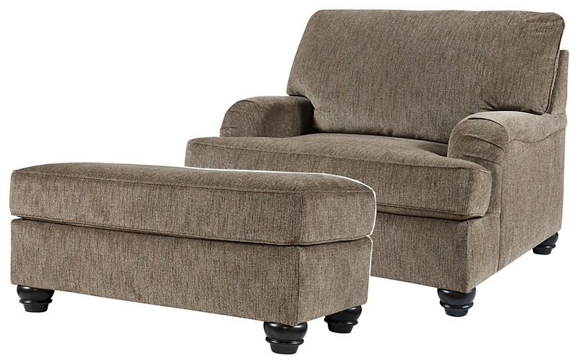 Braemar - Chair and Ottoman