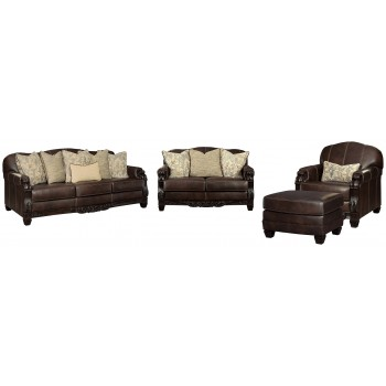 Embrook - 4-Piece Upholstery Package