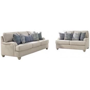 Traemore - Sofa and Loveseat