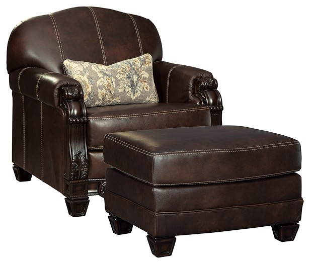 Embrook - 2-Piece Upholstery Package