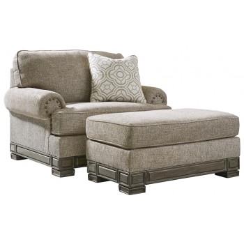 Einsgrove - Chair and Ottoman