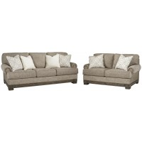 Einsgrove - Sofa and Loveseat