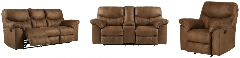Boxberg - Sofa, Loveseat and Recliner