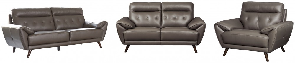 Sissoko - Sofa, Loveseat and Chair