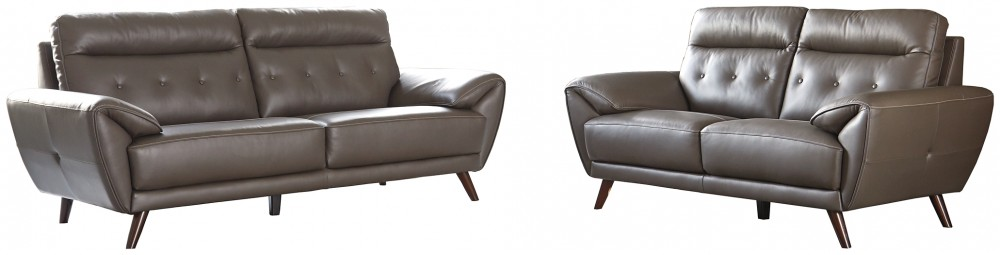 Sissoko - Sofa and Loveseat
