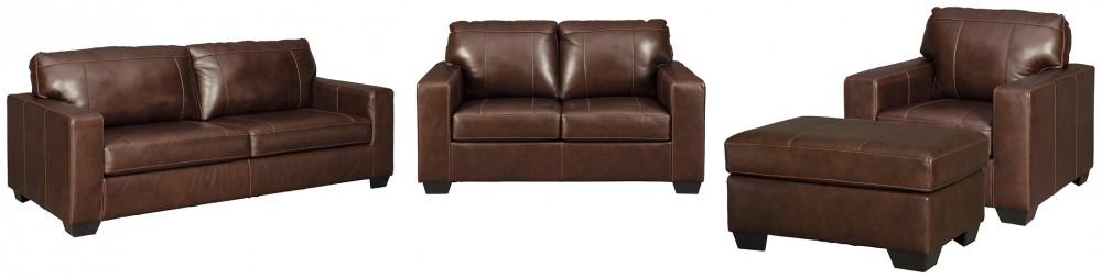 Morelos - Sofa, Loveseat, Chair and Ottoman