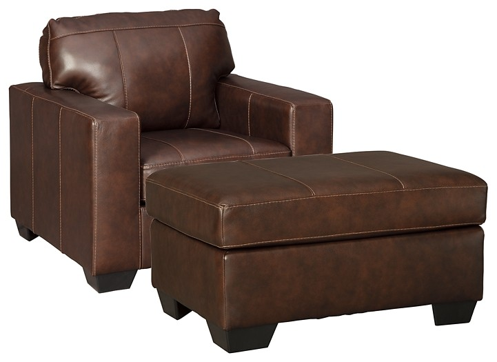 Morelos - Chair and Ottoman