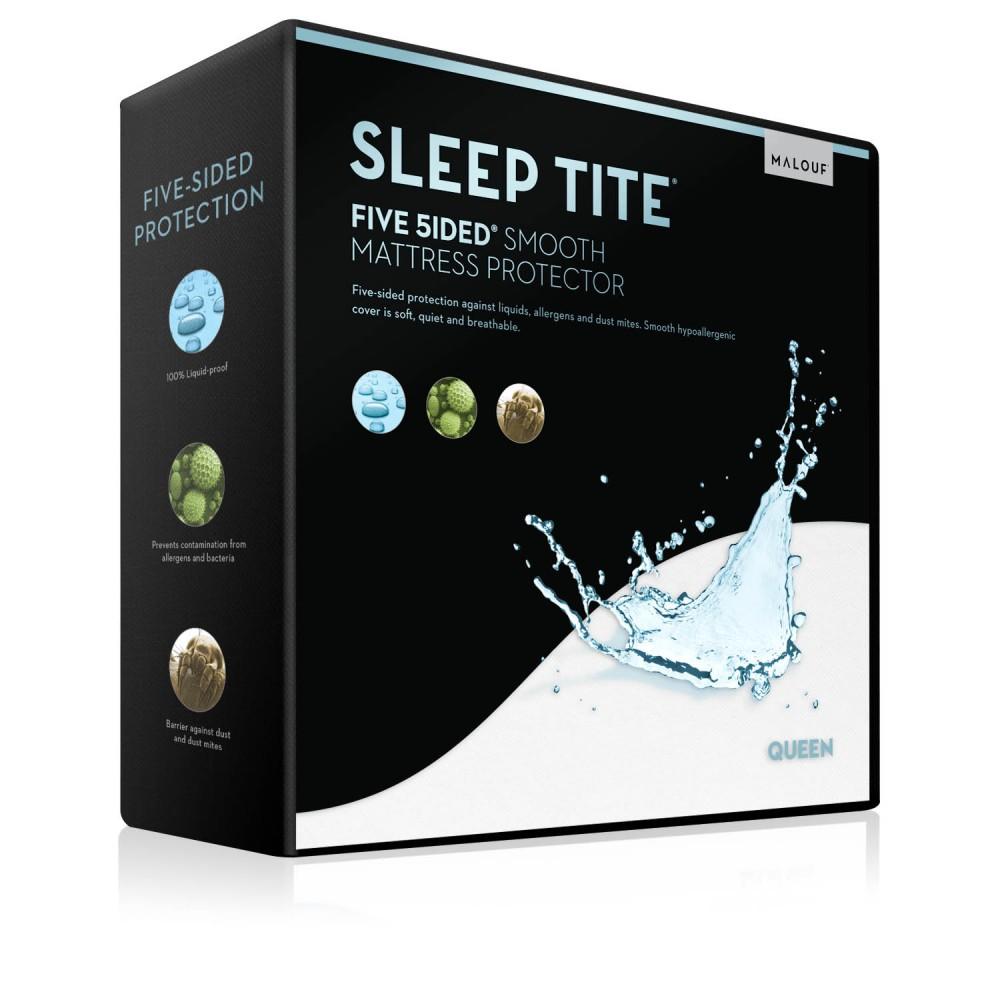 Malouf Sleep Tite Five 5ided Smooth