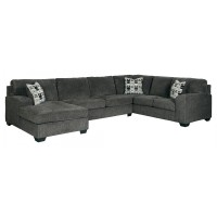 Ballinasloe Smoke 3-Piece Sectional