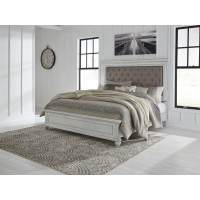 Kanwyn Upholstered Queen Panel Bed